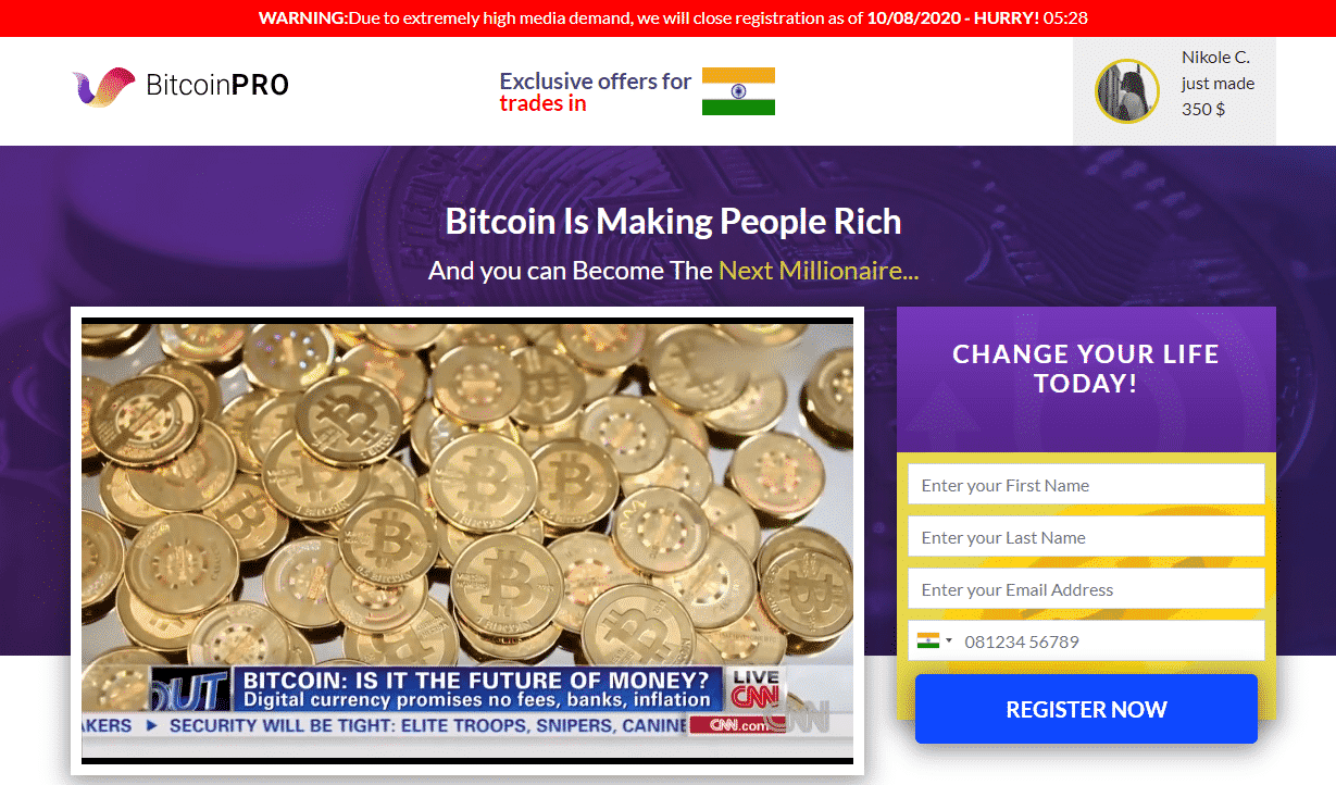 Bitcoinpro